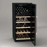 Vinoteca 140 botellas Cavist CAVIST140 abierta 2