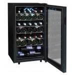Vinoteca 34 botellas Climadiff CLS34 Puerta abierta