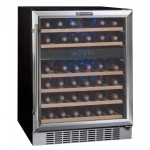 Vinoteca encastrable 45 botellas La Sommeliere con botellas