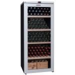 Vinoteca 265 botellas La Sommeliere VIP265V cerrada llena