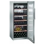 Vinoteca Liebherr WKES4552 1 Zona Inox 201 Botellas abierta