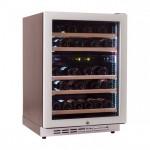 Vinoteca 38 botellas Pevino EVO PE46D-HHWN blanco doble zona temperatura - lateral