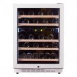 Vinoteca 38 botellas Pevino EVO PE46D-HHWN blanco doble zona temperatura