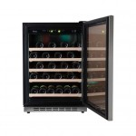Vinoteca Pevino EVO 46 botellas PE46S-HHSSN Acero abierta