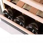 Vinoteca Pevino EVO 24 botellas PE22S-HHWN Blanco bandeja