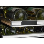 Vinoteca 198 botellas Dometic S118G doble temperatura bandeja