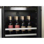 Vinoteca 198 botellas Dometic S118G doble temperatura botellas