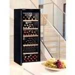 Vinoteca Liebherr WKB4212 1 Zona Negro 200 Botellas cerrada hogar