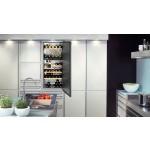Vinoteca Liebherr WTI2050 Vinidor 2 Zonas 64 Botellas encastrable en columna detalle cocina