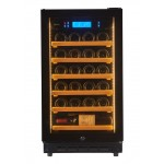 vinoteca pevino 24 botellas P22S-HHBN Encastrable frontal