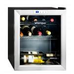 Vinoteca 14 botellas Vitempus Vi16 Inox