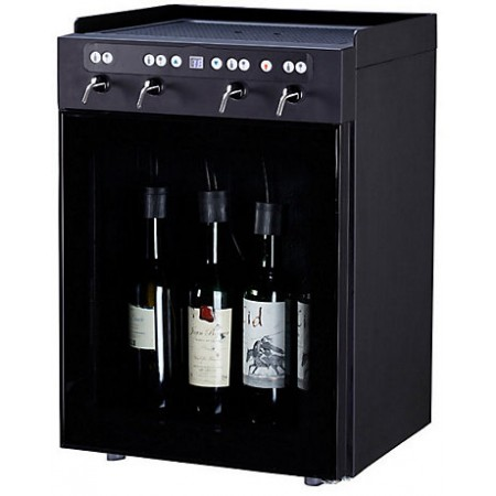 Dispensador de vino 4 botellas La Sommelière DVV4