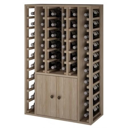 Botellero Godello Cacabelos 46 botellas ER2516