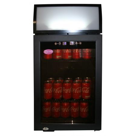 Mueble expositor de bebidas, vinos y cavas Cavevinum 65 litros CV-65L