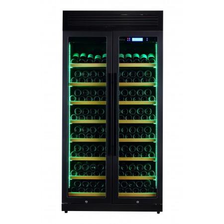 vinoteca-320-botellas-pevino-h320f-2t-b-negro