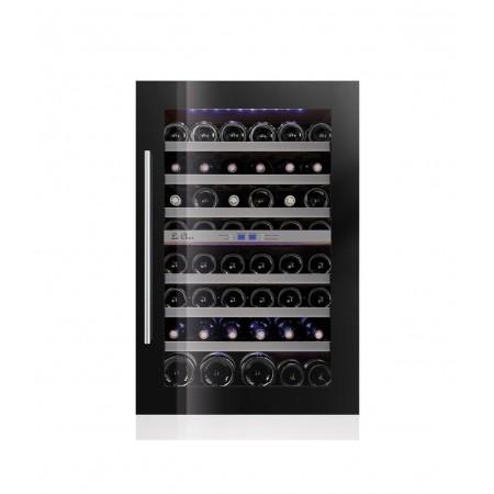 Built-in wine cooler 50 bottles LBN555 black