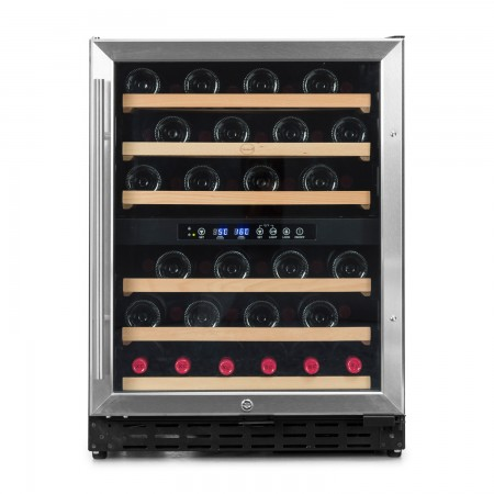 Vinoteca Vinobox 50 botellas 50 GC 2T lateral abierta