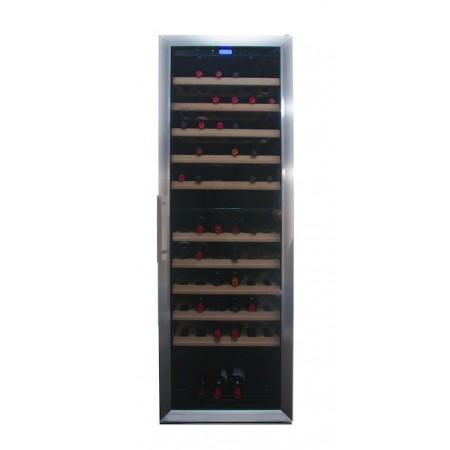 Wine Cooler 200 bottles Vinobox 200GC Inox