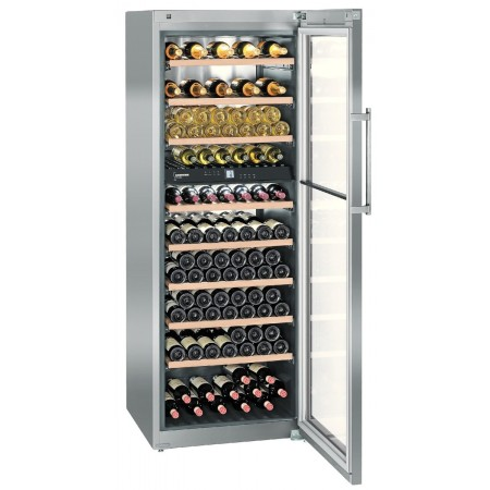 Wine Cooler 211 bottle Liebherr WTES5972 2 Zones Inox