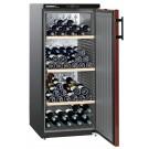 Vinoteca 164 botellas Liebherr WKr 3211 abierta
