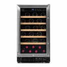 Vinoteca Vinobox 40 botellas 40GC 1T Encastrable frontal cerrada