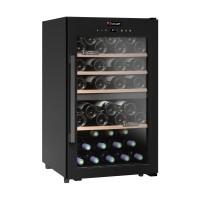 Wine Cooler 56 bottles CD56B1 double temperature zone