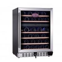 Wine Cooler Cavevinum 46 bottles CV-462T INOX