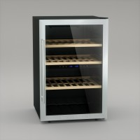 Wine Cooler 62 bottles Cavist CAVIST62
