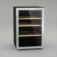 Wine Cooler 62 bottles Cavist CAVIST62