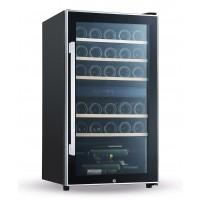 Wine Cooler 29 bottles ECS30-2Z double temperature zone