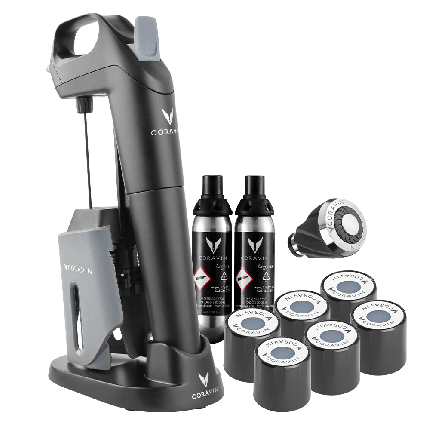 Coravin Model Three Wine Passion Pack