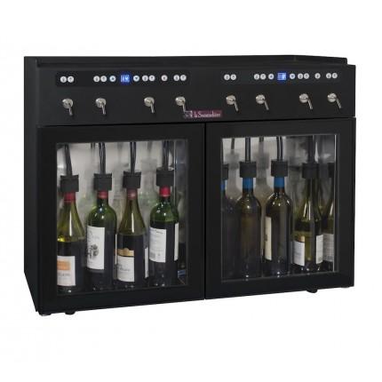 Dispensador de vino 8 botellas La Sommelière DVV8