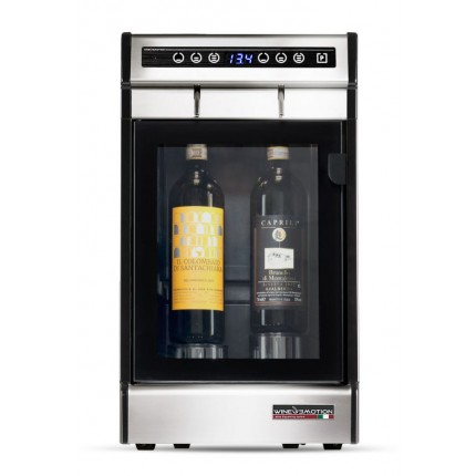 Dispensador de vino por copas para 2 botellas Wineemotion MIA