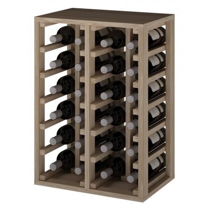 Botellero en columna Godello Petín 24 botellas ER2014