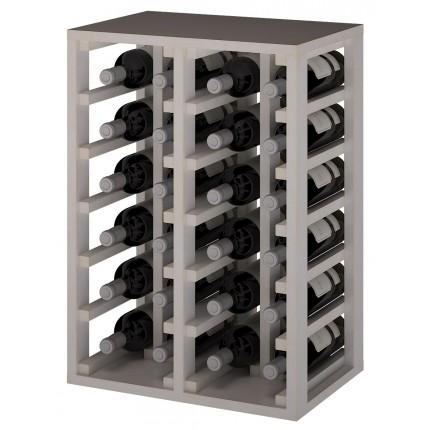 Botellero en columna Godello Canedo 24 botellas EW2014