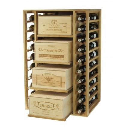 Botellero Godello Arganza 88 botellas EX2546