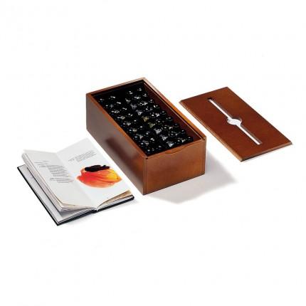 Libro 36 aromas Le Nez du Vin  caja y libro