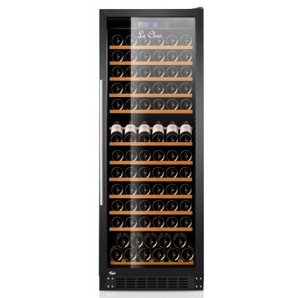Wine Cooler 100 bottles PRO97MA black