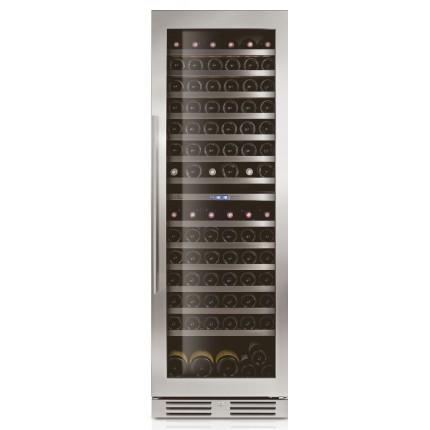 Built-in wine cooler 141 bottles LB1540 inox