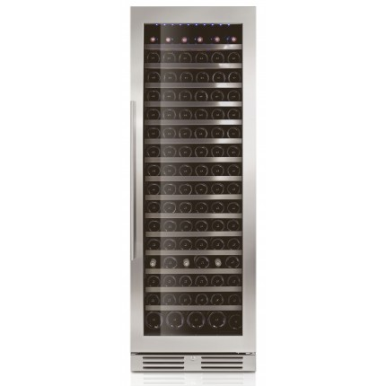 Built-in wine cooler 151 bottles Le Chai LM1650 inox