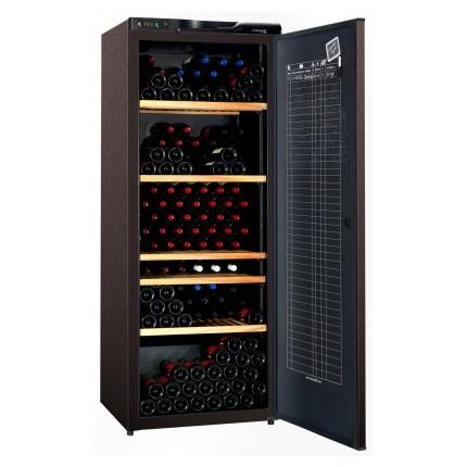 Vinoteca 196 botellas climadiff cla210a abierta