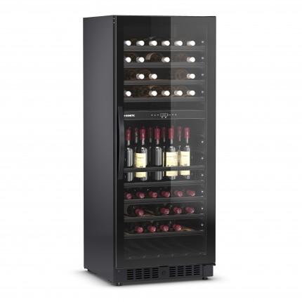 Vinoteca 198 botellas Dometic S118G doble temperatura lateral