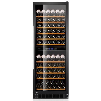 Wine Cooler 97 bottles PRO91BA black