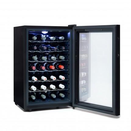 Vinoteca 28 botellas CV028C-NS