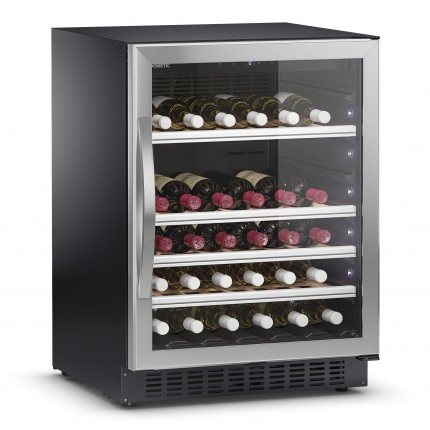 Vinoteca 198 botellas Dometic S118G doble temperatura lateral