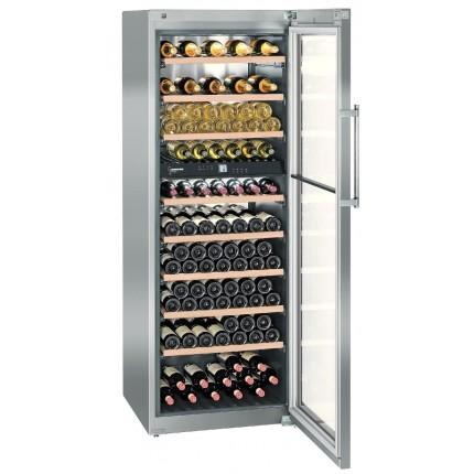 Wine Cooler 211 bottle Liebherr WTES5972 2 Zones Inox
