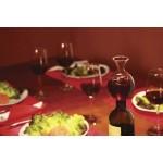 Decantador de Gollete Ver el Vino Caja Blanca ESP 502 mesa