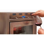 Dispensador de vino VG04EC detalle copa