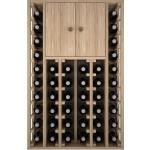 Botellero Godello Cacabelos 46 botellas ER2515 2