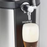 Tirador de cerveza HKoenig BW1890 detalle